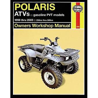 Polaris ATV - 1998-07 by Alan Ahlstrand - John H Haynes - 978156392953