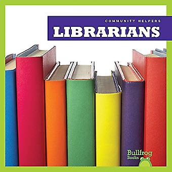 Librarians by Cari Meister - 9781620314425 Book