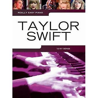 Really Easy Piano - Taylor Swift - 9781783056316 Book