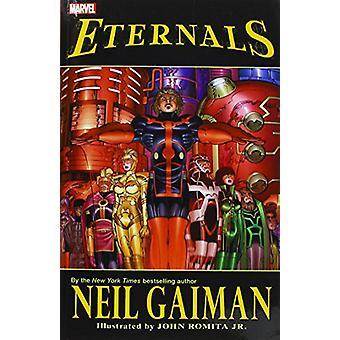 Eternals By Neil Gaiman (new Printing) by John Romita - 9781302913120
