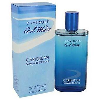 Cool Water Caribbean Summer By Davidoff Eau De Toilette Spray 4.2 Oz (men) V728-541787