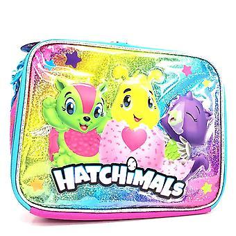 Lunch Bag-Hatchimals-Pink Kit Case nieuwe 168241