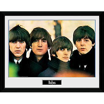 Beatles For Sale oprawione Collector wydruku 40x30cm