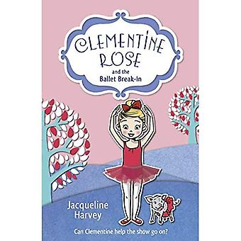 Clementine Rose och Ballet break-in