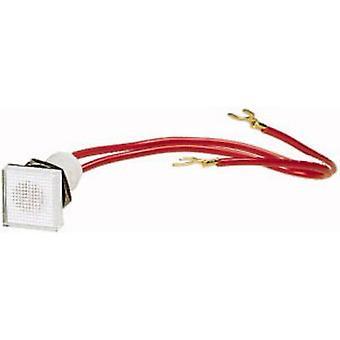 Indikator ljus planar röd 400 V AC Eaton L-PKZ0-RT(400V) 1 dator