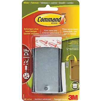 Command Wire Backed Sticky Nail & Strips 1 Hanger 17048