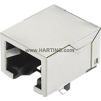 Han® 3 A RJ45 Hybrid Harting Content: 1 pc(s)
