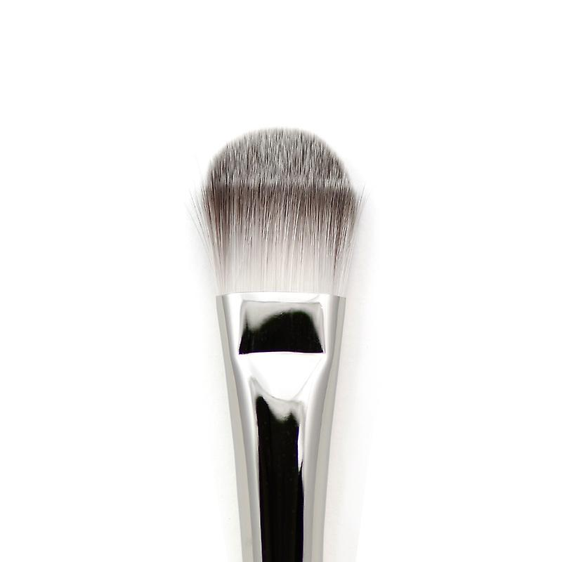 Foundation brush with finest synthetic fibres 965-22