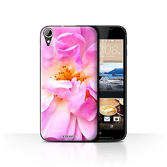 STUFF4 Case/Cover for HTC Desire 830/Portulaca/Floral Garden Flowers