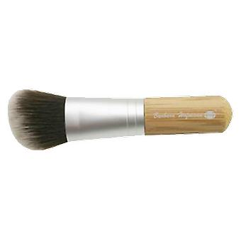 Naturcosmetika Cut Beveled brush Blush (Woman , Makeup , Brushes)