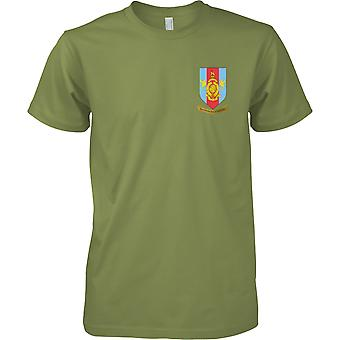 RMR Merseyside - Royal Marines T-Shirt kleur