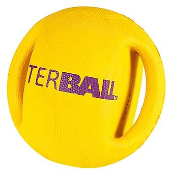 PETBRANDS INTERBALL MINI MET SWING TAG LABEL 11 CM