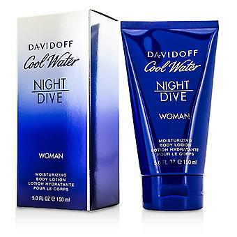 Davidoff Cool Water nachtduik Moisturizing bodylotion 150ml / 5oz