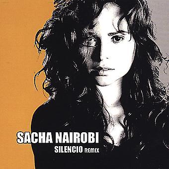 Sacha Nairobi - Silencio USA import
