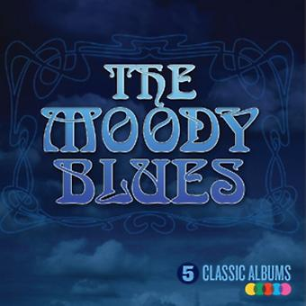 5 Classic Albums by The Moody Blues