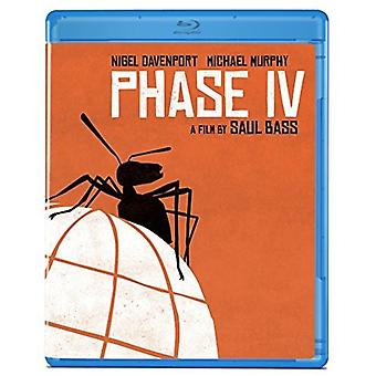 Phase IV [Blu-ray] USA import