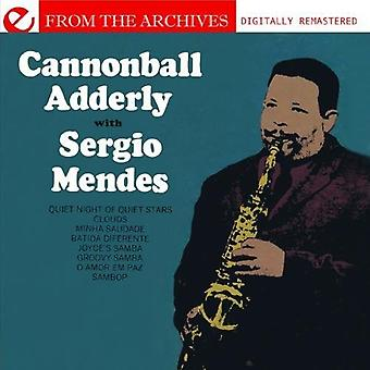 Cannonball Adderley - Cannonball Adderley met Sergio Mendes-van de Ar [CD] USA import