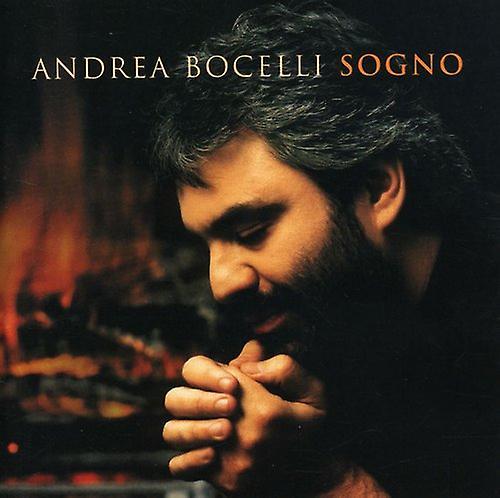 Andrea Bocelli - Sogno [CD] USA import