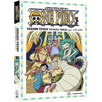 One Piece: Season Seven - Voyage Three [DVD] USA import