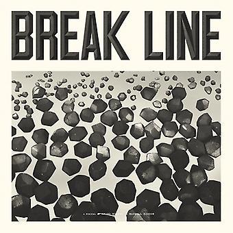 Wilder, Anand & Kardon, Maxwell - Break Line the Musical [Vinyl] USA import