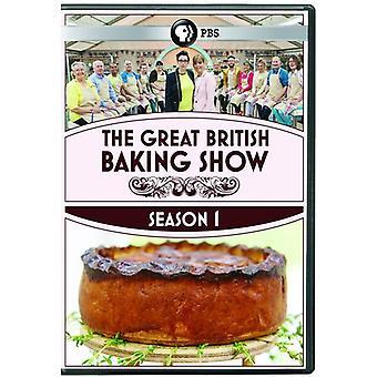 Stora brittiska bakning Show: Säsong 1 [DVD] USA import
