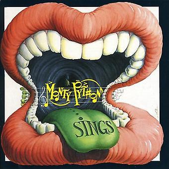 Monty Python - importación de USA de Monty Python canta [CD]