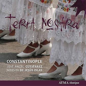 Terra Nostra - Terra Nostra [CD] USA importare