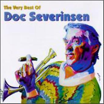 Doc Severinsen - meget bedste af Doc Severinsen [CD] USA importerer