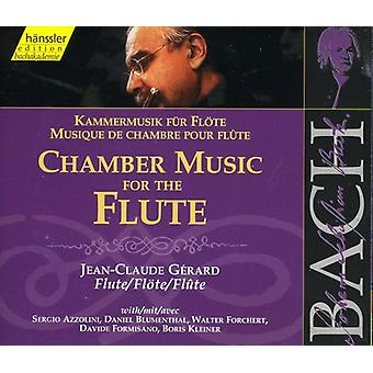 J.S. Bach - Bach: Chamber Music for the Flute [CD] USA import