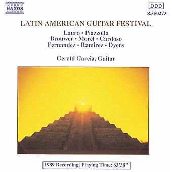 Gerald Garcia - Latin American Guitar Festival [CD] USA import