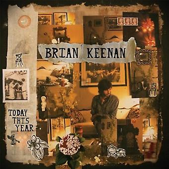 Brian Keenan - heute in diesem Jahr [CD] USA import