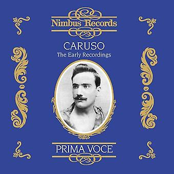 Enrico Caruso - Prima Voce: Caruso - the Early Recordings [CD] USA import