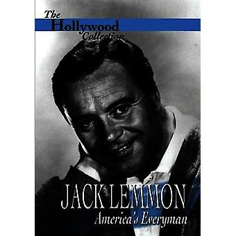 Jack Lemmon - Lemmon: America's Everyman [DVD] USA import