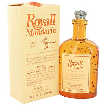 Royall Fragrances Men Royall Mandarin All Purpose Lotion / Cologne By Royall Fragrances