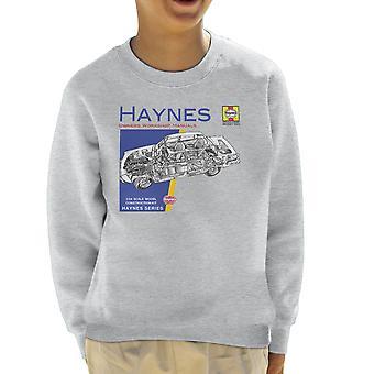 Sudadera Haynes propietarios taller Manual 0034 Rover 2200 niños