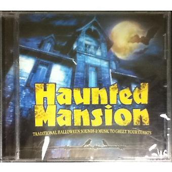 Tom Hambleton - Haunted Mansion [CD] USA import