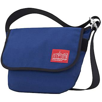 Manhattan Portage Small Vintage Messenger Bag - Navy