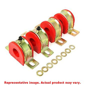 Energy Suspension Sway Bar Bushing Set 3.5175R rote Front passt: CHEVROLET 1989-