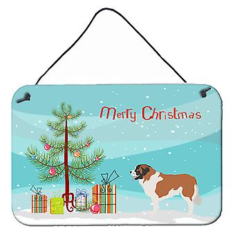 Moscow Watchdog Christmas Wall or Door Hanging Prints