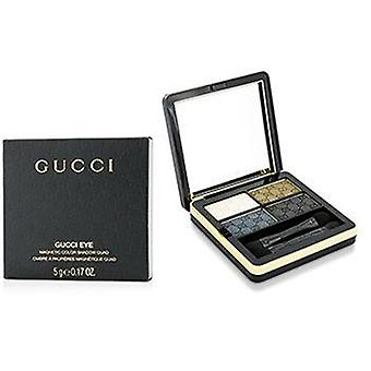 Gucci Magnetic Color Shadow Quad - #010 Cosmic Deco - 5g/0.17oz