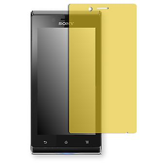 Sony JLo display protector - Golebo view protective film protective film