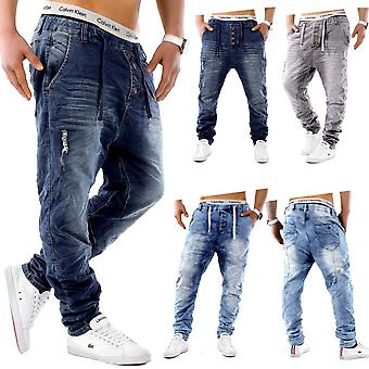 New men's jeans pants Jogg denim tube JoggJeans backyard Freestar