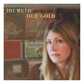 Zoe Muth & Lost High Rollers - gamle guld (EP) [CD] USA import