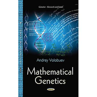 Mathematical Genetics by Nikolaevich Andrey Volobuev