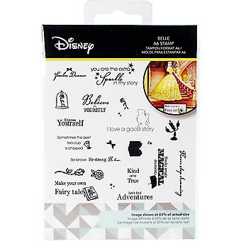 Disney Beauty And The Beast Stamp Set-Belle DUS0671