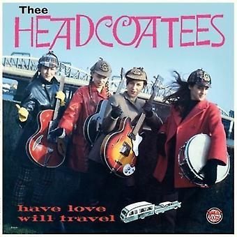 Dig Headcoatees - har kærlighed vil rejse [Vinyl] USA importerer