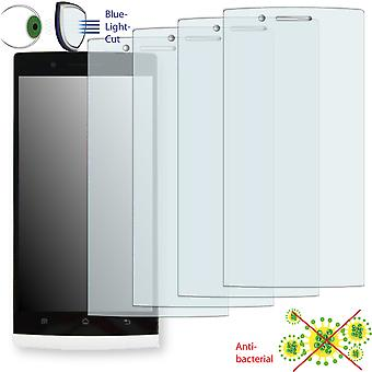OPPO find 5 X 909 display protector - Disagu ClearScreen protector