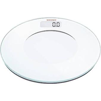 Digital bathroom scales Soehnle Circle Balance Weight range=150 kg