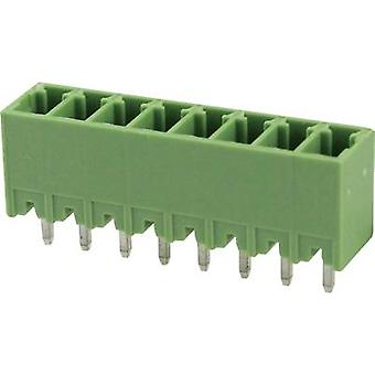 Socket enclosure - PCB Total number of pins 2 Degson 15EDGVC-3.5-02P-14-00AH Contact spacing: 3.5 mm 1 pc(s)
