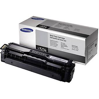 Samsung Toner cartridge K504S CLT-K504S/ELS Original Black 2500 pages